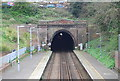 TQ8009 : Hastings Tunnel western entrance by Nigel Chadwick