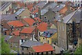 NZ7818 : Staithes Rooftops by Mick Garratt