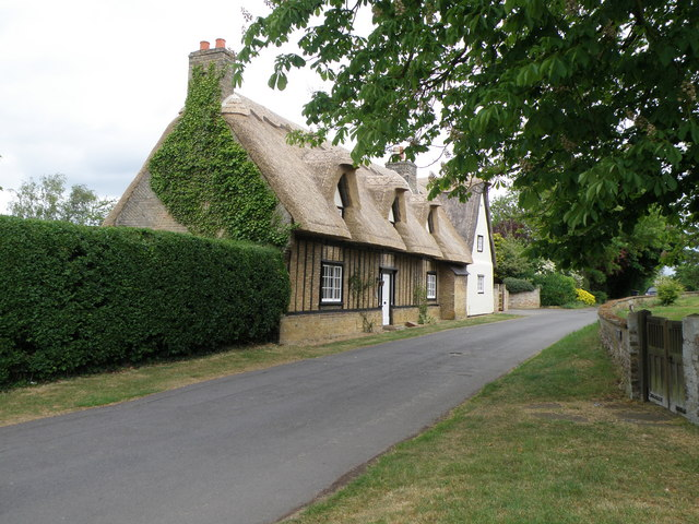 St Michael's Lane, Longstanton