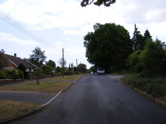 Blacktiles Lane, Martlesham