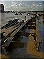 TA1228 : Former wharf rail track, Hull : Week 20