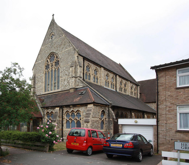 St Mildred, St Mildred's Road, Lee
