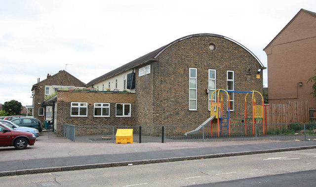 St Francis Church, Sibthorpe Road now Horn Park Community Centre