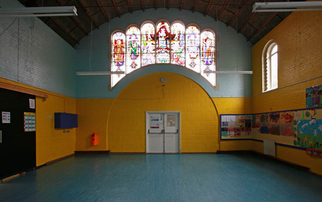 St Francis Church, Sibthorpe Road, now Horn Park Community Centre