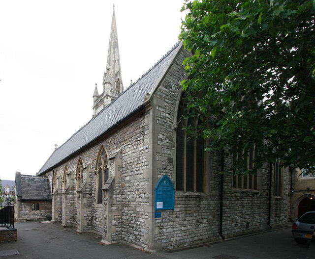 St Thomas of Canterbury, Rylston Road, Fulham