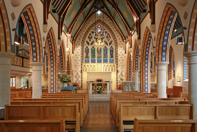 St Thomas of Canterbury, Rylston Road, Fulham