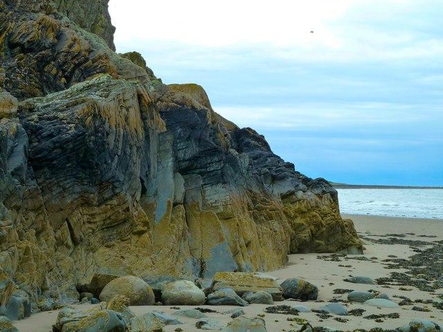 Greywacke Rocks © Andy Farrington cc-by-sa/2.0 :: Geograph ...