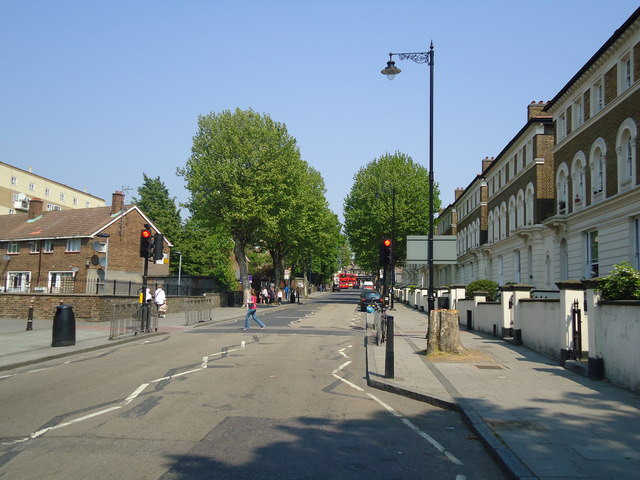 Cambridge Avenue, London NW6