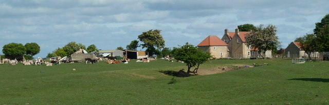 Hill Top Farm, Palterton