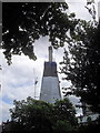 TQ3280 : The Shard in progress by PAUL FARMER