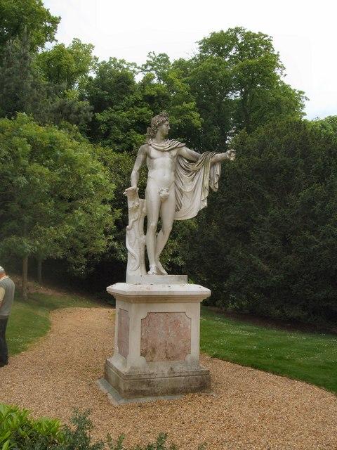 Statue - Waddesdon Manor