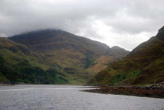 Inner Loch Hourn