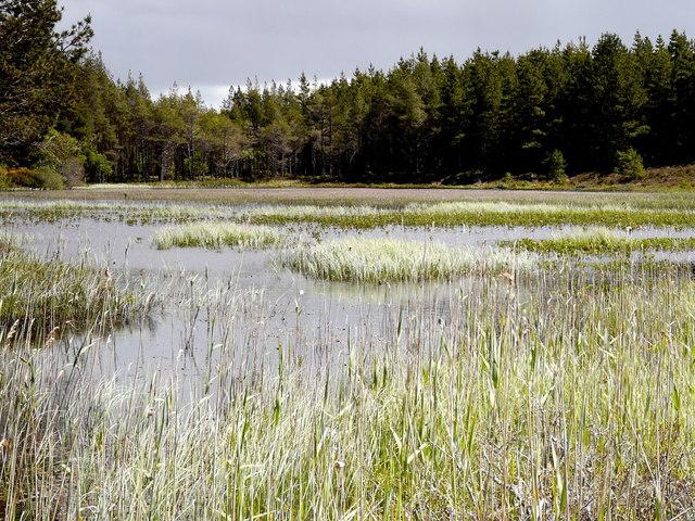Loch as Airde