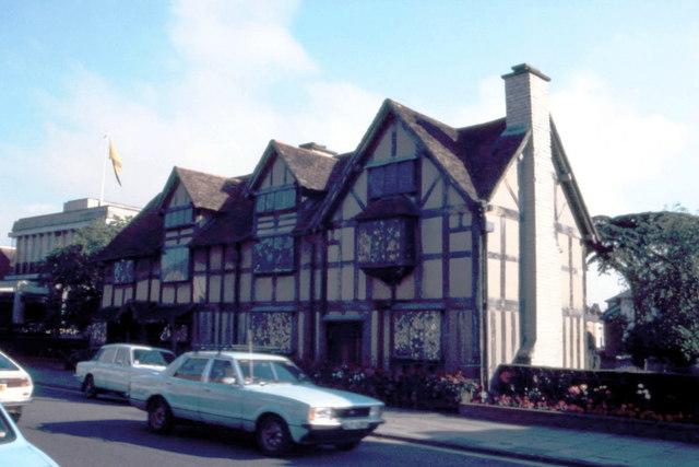Stratford-upon-Avon - 1987