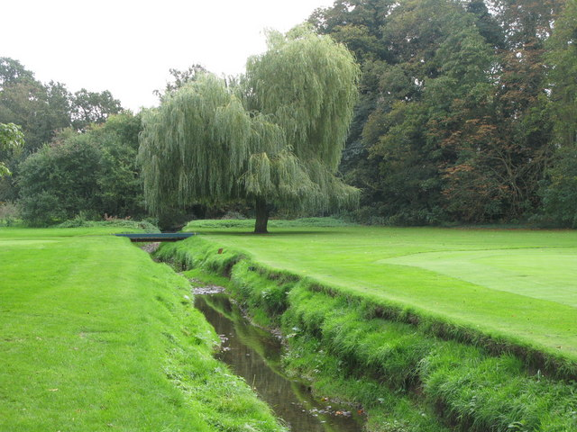 The Kyd Brook, Sundridge Park Golf Course (5)