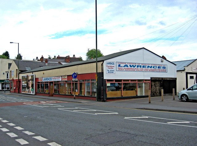 Lawrences furniture centre 2 54 p l chadwick cc by for Furniture kidderminster