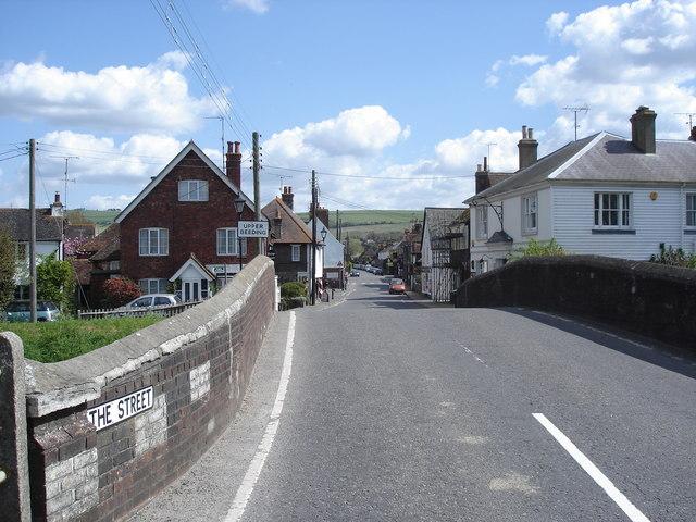 Upper Beeding High Street