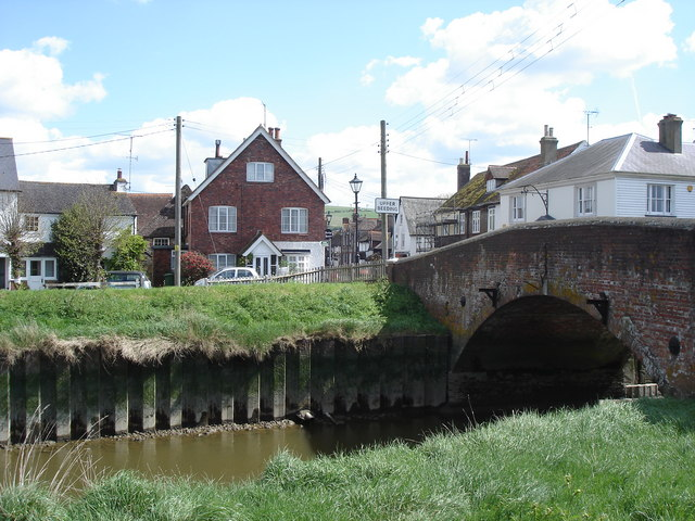 Upper Beeding - from the riverbank