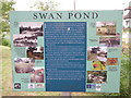 TL3669 : Interpretation board by Swan Pond by Michael Trolove