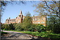 TQ4052 : St Michael's School, Limpsfield Common by Nigel Chadwick