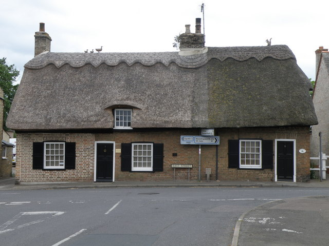 Duck Cottage and Christmas Cottage