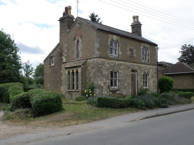 A house in East Street, Colne