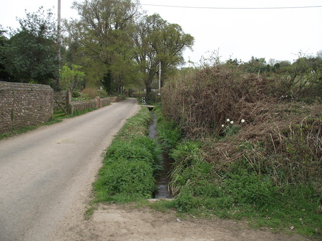 Stream at Dalditch