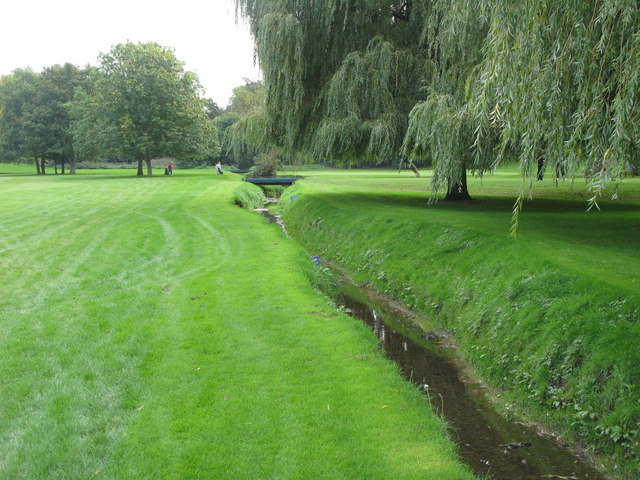 The Kyd Brook, Sundridge Park Golf Course (7)