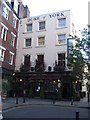 TQ2981 : The Duke of York Inn, Rathbone Street by David Smith