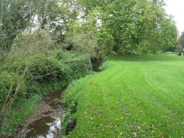 The Kyd Brook, Sundridge Park Golf Course (16)