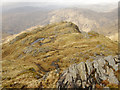 NM8279 : North ridge of Beinn Mhic Cedidh by Jonathan Venn