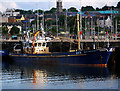J5082 : The 'Celtic Harvester' at Bangor by Rossographer