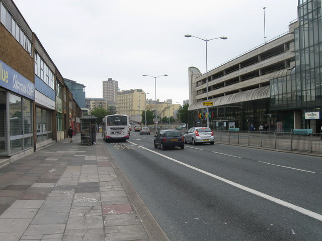 Western Approach, Plymouth
