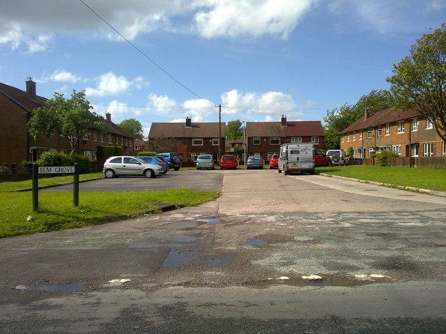 Elm Grove, Newhey
