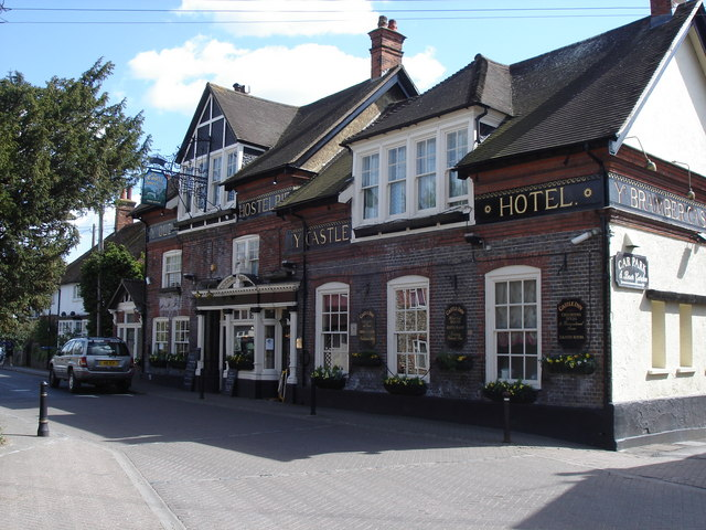 Bramber - the Castle Inn Hotel
