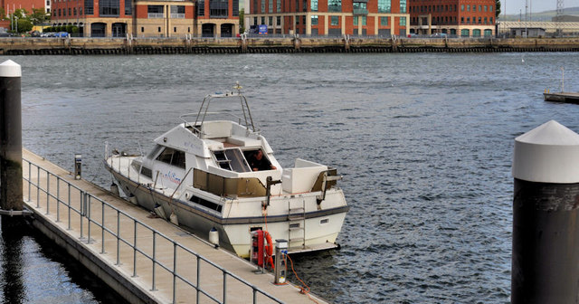Belfast Harbour marina (5)