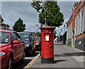 J3375 : Pillar box, Belfast : Week 21