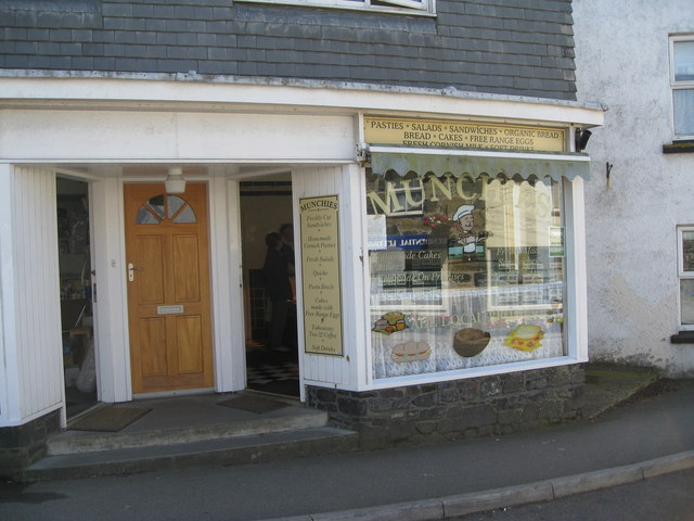 Traditional Cornish Pasty Shop