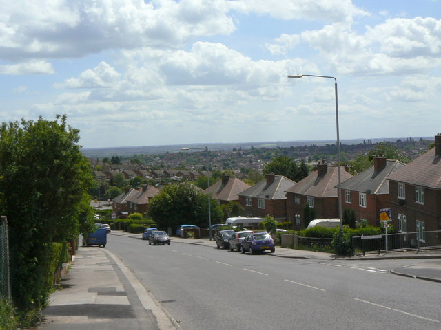 Top of Cavendish Road