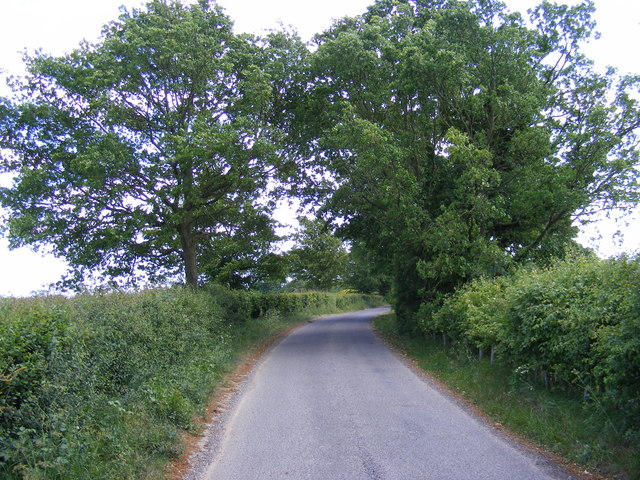 Low Road, Bruisyard