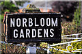 J3673 : Norbloom Gardens sign, Belfast : Week 21