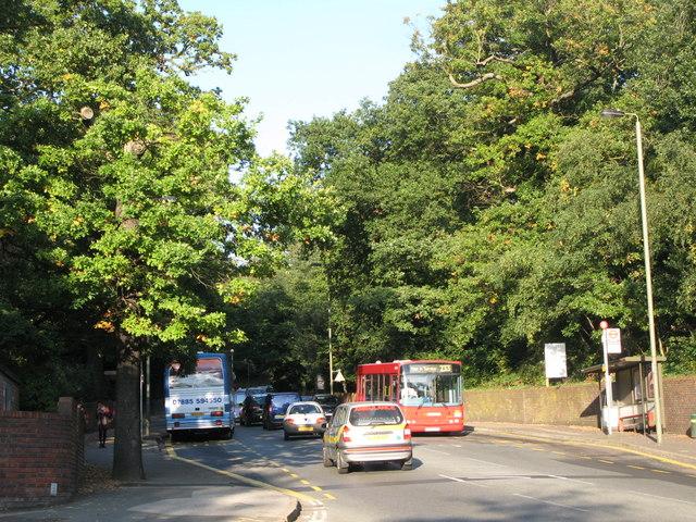 Summer Hill (A222), BR7