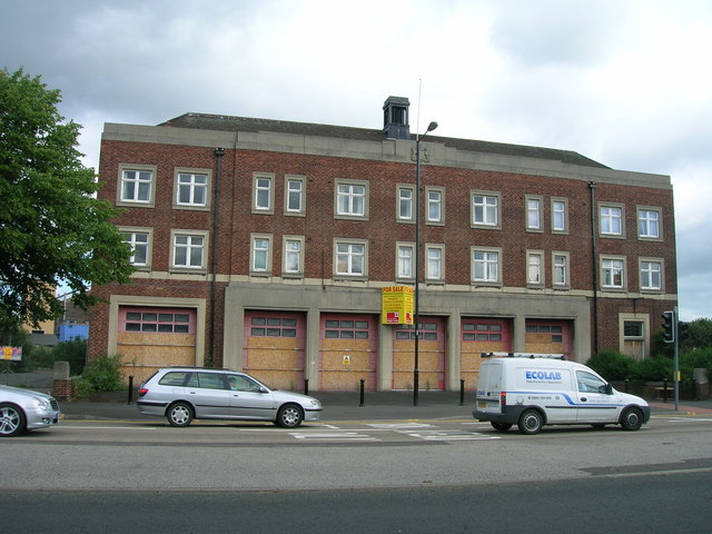 Former Fire Station on Leger Way, Doncaster (A18)