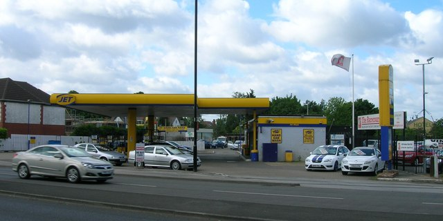 Service Station on Bawtry Road, Doncaster