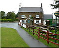 SK3767 : Barley Mow Inn, Wingerworth by Andrew Hill