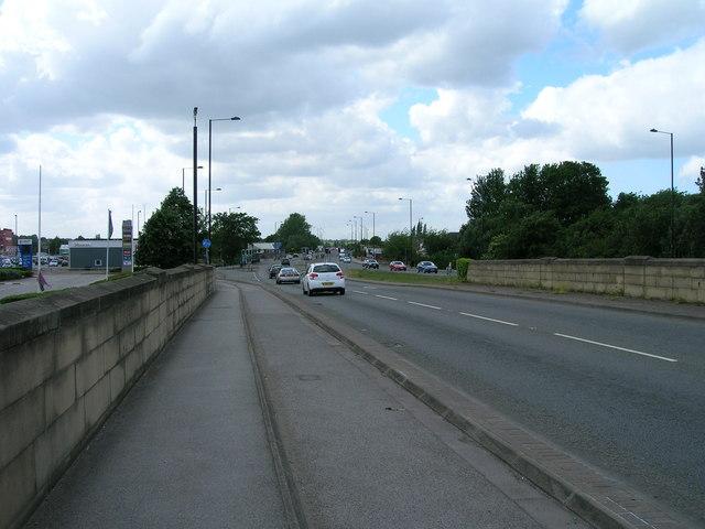 York Road (A638)