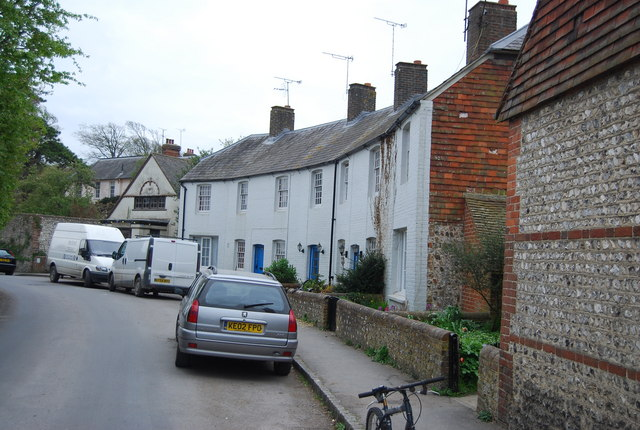 The Crescent, The Street, Firle