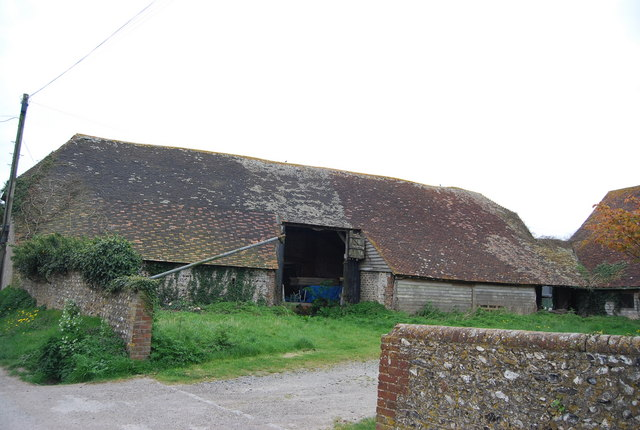 Barn at Place Farm