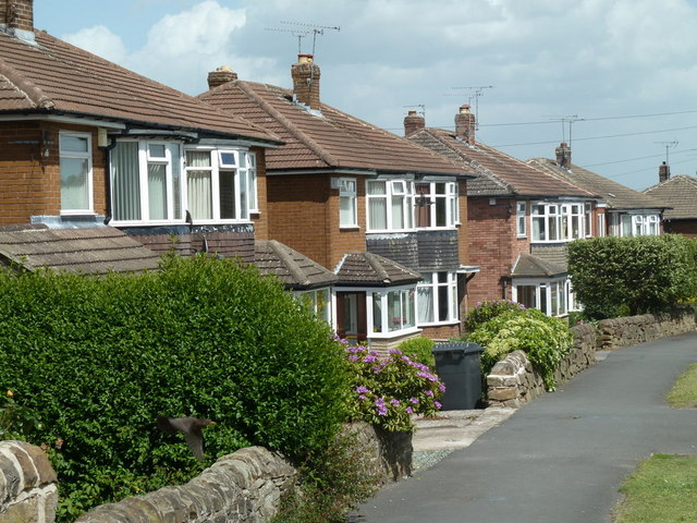Houses on Wilson Road
