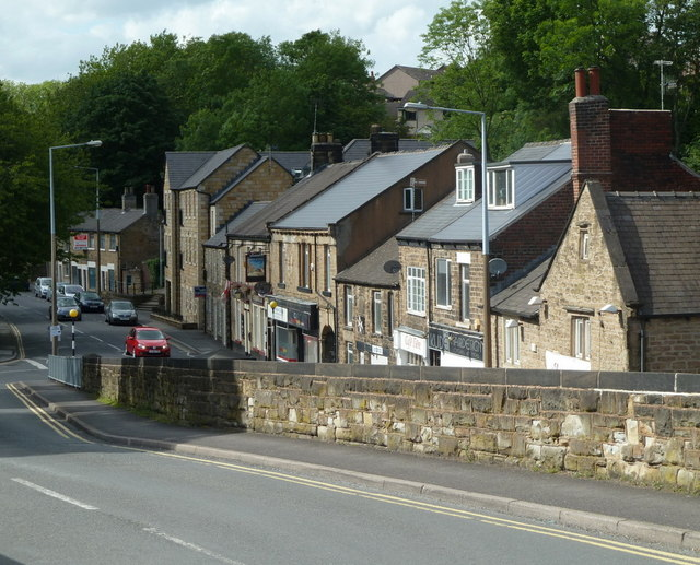 Chesterfield Road, Dronfield